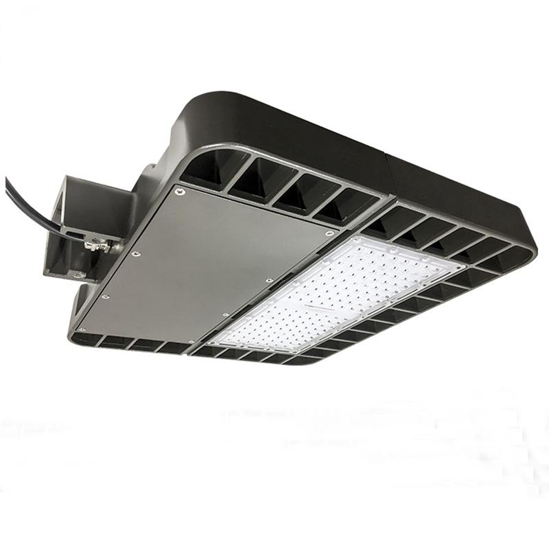 Gooseneck Parking Lot Lights: Lumiwell Lighting丨Commercial & Industrial LED Lighting